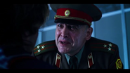 Gen Ozerov talking to him