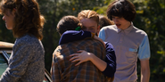 S03E08-Eleven and Max hug each other