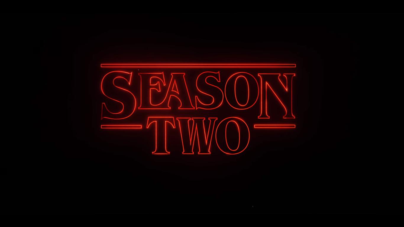 Resultado de imagem para Stranger Things season 2