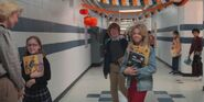 S2E1 Kids in the middle school hallway