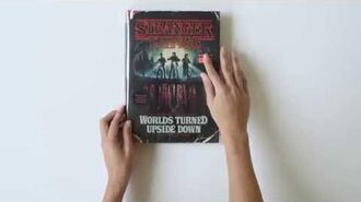 Stranger Things Worlds Turned Upside Down by Gina McIntyre