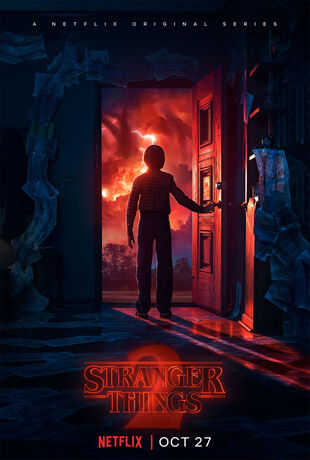 Bilderesultat for stranger things 2