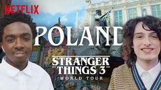 Stranger Things 3 World Tour Gdansk Episode 4