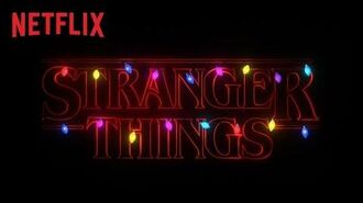 Stranger Things Holidays Upside Down Netflix