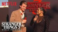 Joe Keery Stranger Things 3 Premiere Netflix