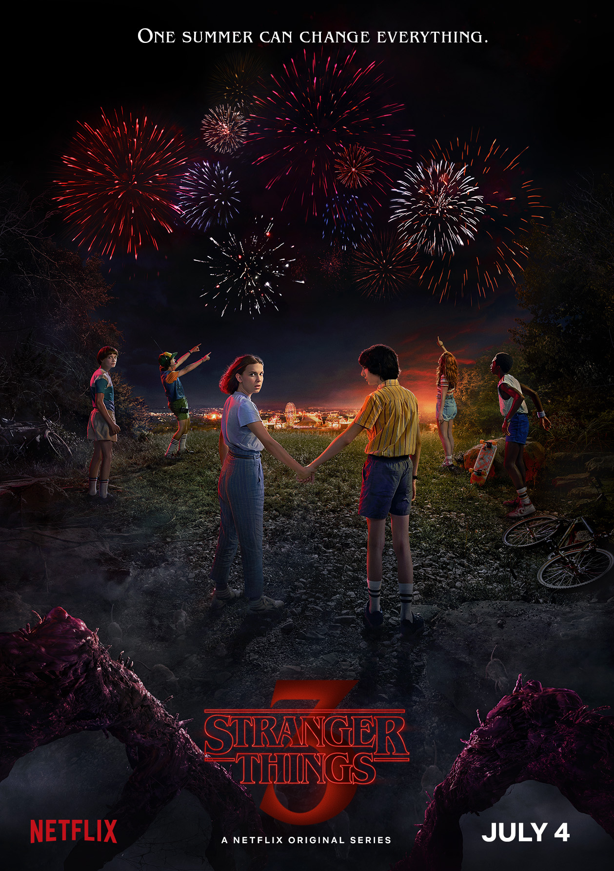 Stranger Things/Season 3 | Stranger Things Wiki | FANDOM powered by
