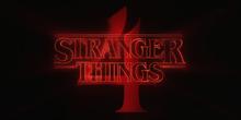 Stranger Things 4 Title
