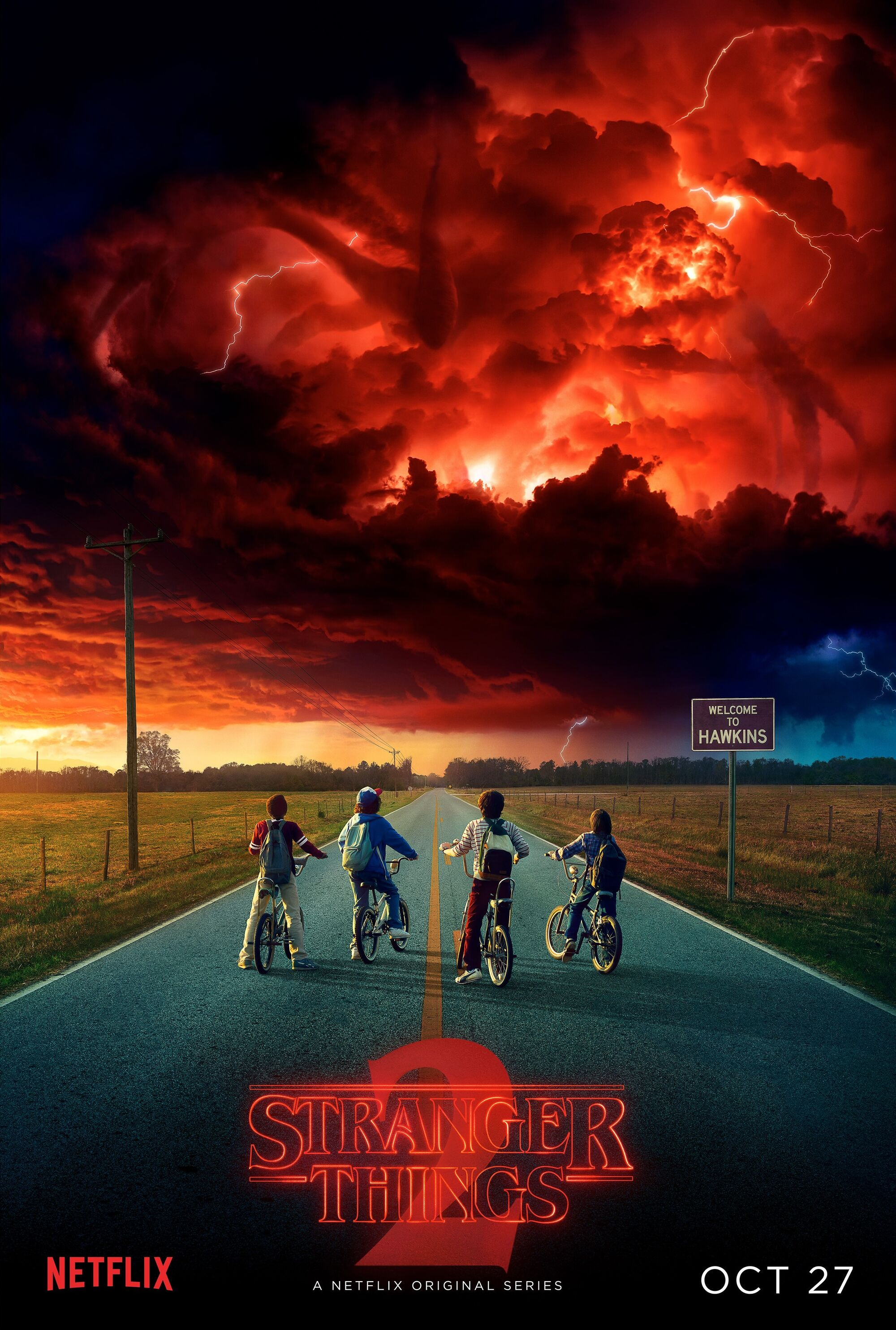 Stranger Things/Season 2 | Stranger Things Wiki | FANDOM powered by