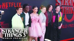 Welcome to the Stranger Things Season 3 Premiere Netflix