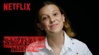 Stranger Things Spotlight Millie Bobby Brown Netflix