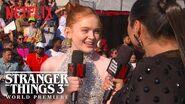 Sadie Sink Stranger Things 3 Premiere Netflix
