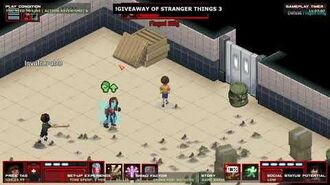 Boss- Flayed Billy - PC - Master Level - Point & Click Mechanics - Stranger Things 3