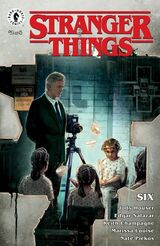 Stranger Things: SIX Issue 2