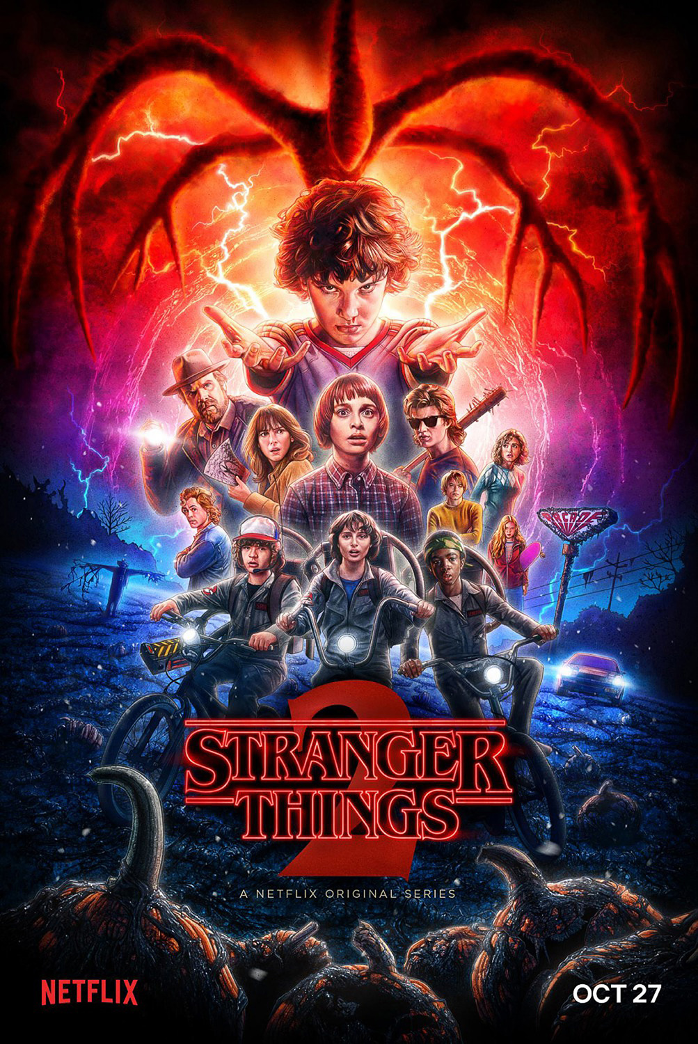 Image result for netflix stranger things 2