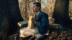 Eleven-and-eggos