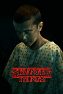 Eleven S1 Textless Poster