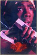 Lucas S2 Textless Poster