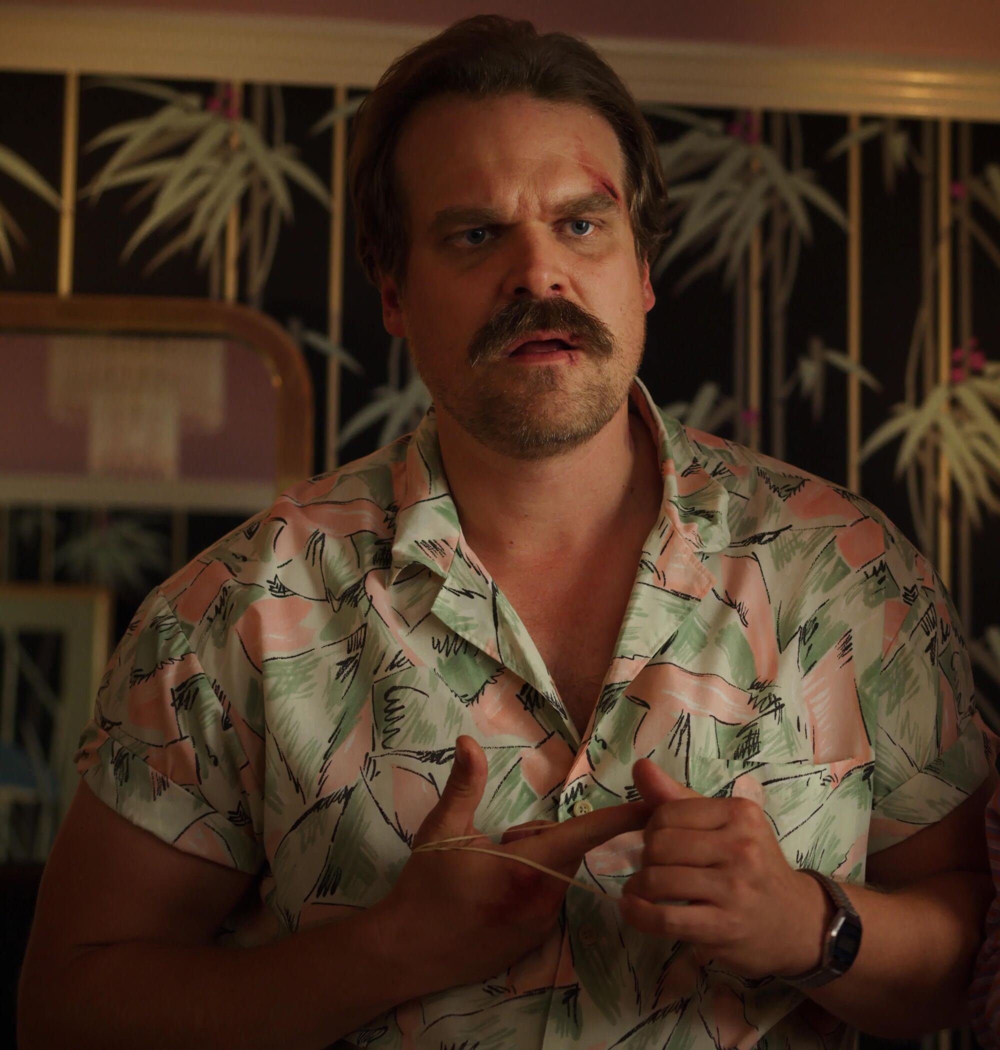 Jim Hopper | Stranger Things Wiki | FANDOM powered by Wikia