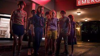 An Evolving Ensemble Stranger Things Netflix