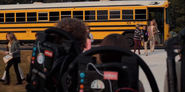 S2E02 The boys watching kids coming out of the bus