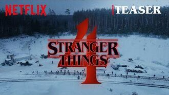 Stranger Things 4 From Russia with love… Netflix-0