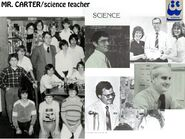 ST1 Costume Mood Board – Mr. Carter science teacher