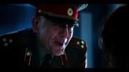 Gen Ozerov explaning to Robin