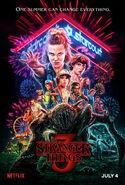 Stranger Things S3 Poster