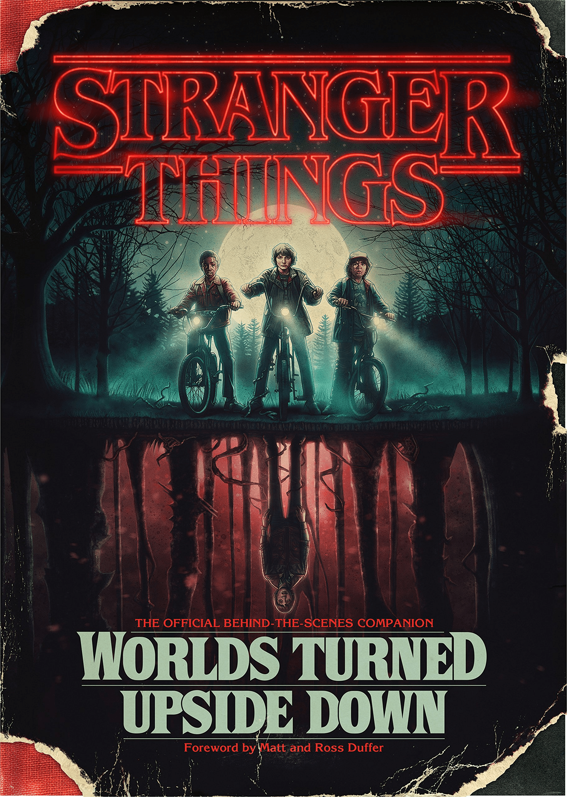 Stranger Things: Worlds Turned Upside Down | Stranger Things