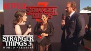 Winona Ryder & David Harbour Stranger Things 3 Premiere Netflix