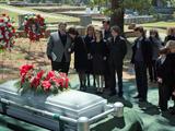 Funeral of Barbara Holland