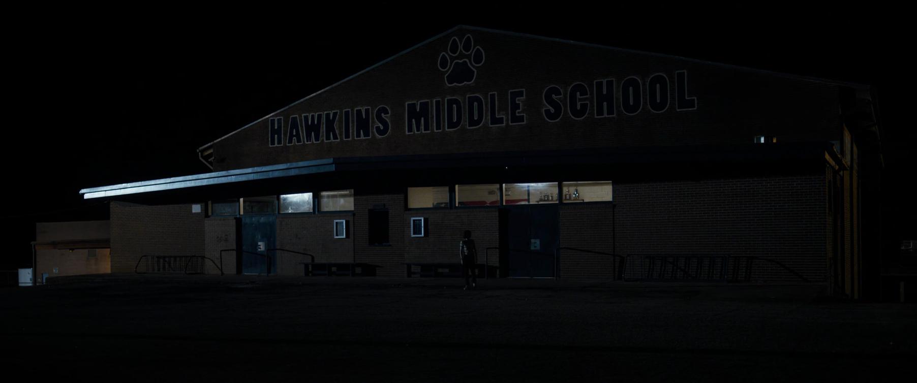Hawkins Middle School Stranger Things Wiki Fandom Powered By Wikia