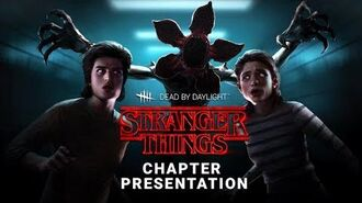 Dead by Daylight Stranger Things Reveal