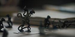 S01E01 Demogorgon D&D Figurine