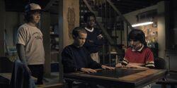 S01E02 El tries to explain the Upside Down