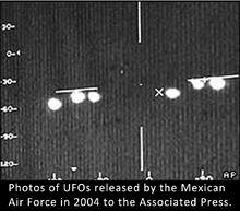 Mexico ufo 2004