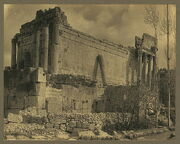 Syria. Baalbek. Temple of Jupiter 04957r