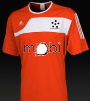 Kapelbakke football shirt