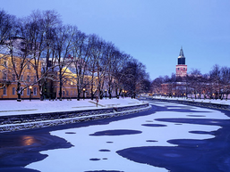 Finskeby canal