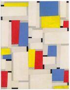 Relational painting glarner 51
