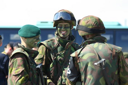 Infanteri soldater