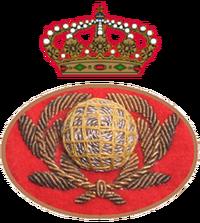 Insignier Kystnære Infanteri