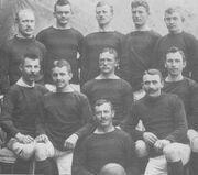 Straslands fodboldlandshold 1915