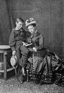 Carl og Hortense