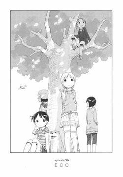 Ichigo Mashimaro manga Chapter 056 jp