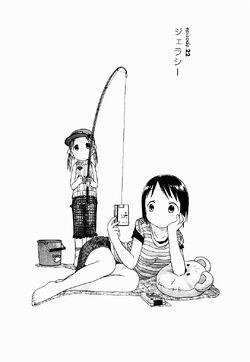 Ichigo Mashimaro manga Chapter 022 jp