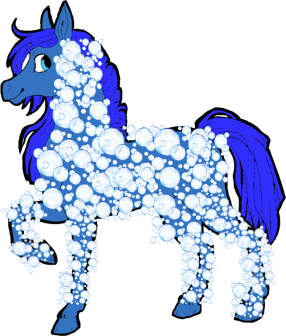 File:Bluebell covered in bubbles.png