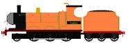 Pumpkin Flyer Original Shape 3