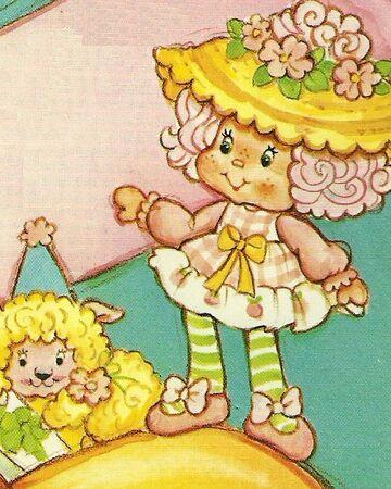 Peach Blush Strawberry Shortcake Tales Wiki Fandom