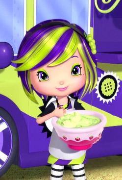 Sour Grapes Strawberry Shortcake Wiki Fandom